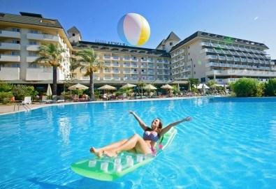 Луксозна почивка в края на лятото в MC Arancia 5*, Алания, Турция! 7 нощувки на база Ultra All Inclusive, възможност за организиран транспорт! - Снимка