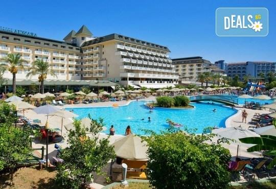 Луксозна почивка в края на лятото в MC Arancia 5*, Алания, Турция! 7 нощувки на база Ultra All Inclusive, възможност за организиран транспорт! - Снимка 2