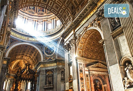 Екскурзия до Рим, Неапол и Бари за Септемврийските празници! 4 нощувки и закуски, транспорт, посещение на Янина и Игуменица в Гърция! - Снимка 12