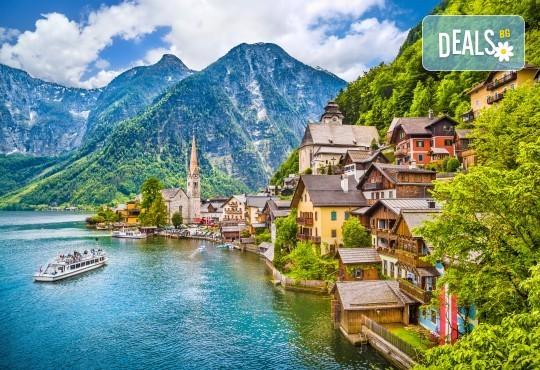 Екскурзия Чудесата на Швейцария през август! 4 нощувки със закуски, транспорт, екскурзовод, посещение на Женева, Берн, Цюрих, Монтрьо, Залцбург и Вадуц! - Снимка 14