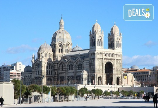 Разкрийте великолепието на Барселона, Кан, Марсилия, Екс ан Прованс и Ница през октомври! 7 нощувки със закуски, транспорт и екскурзовод от Далла Турс! - Снимка 14
