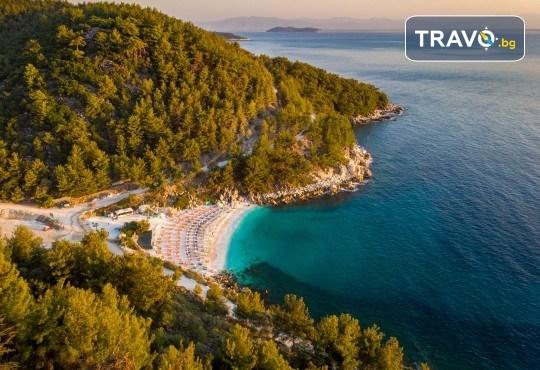 Мини почивка през септември на о. Тасос, Гърция! 2 нощувки със закуски и вечери в Hotel Ellas 2*, транспорт, екскурзовод и посещение на Golden Beach! - Снимка 3