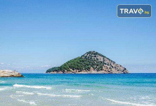 Мини почивка през септември на о. Тасос, Гърция! 2 нощувки със закуски и вечери в Hotel Ellas 2*, транспорт, екскурзовод и посещение на Golden Beach! - Снимка 4