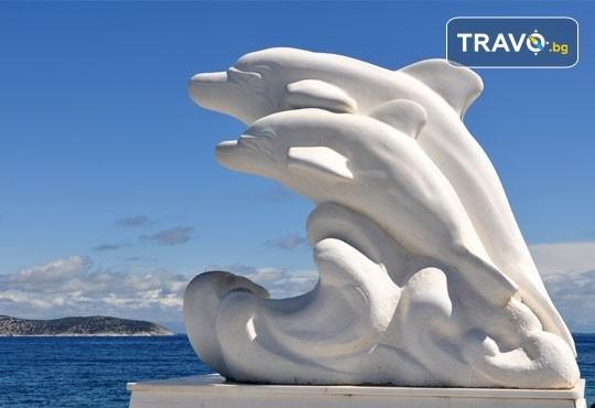 Мини почивка през септември на о. Тасос, Гърция! 2 нощувки със закуски и вечери в Hotel Ellas 2*, транспорт, екскурзовод и посещение на Golden Beach! - Снимка 6