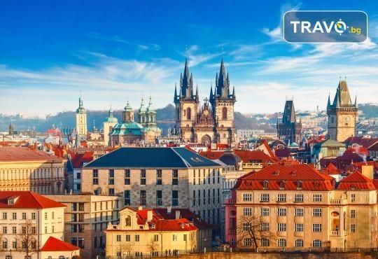 Септемврийски празници в Прага, Братислава и Гьор! 3 нощувки със закуски, транспорт, водач и посещение на Панонхалма и хълма Свети Мартин! - Снимка 2