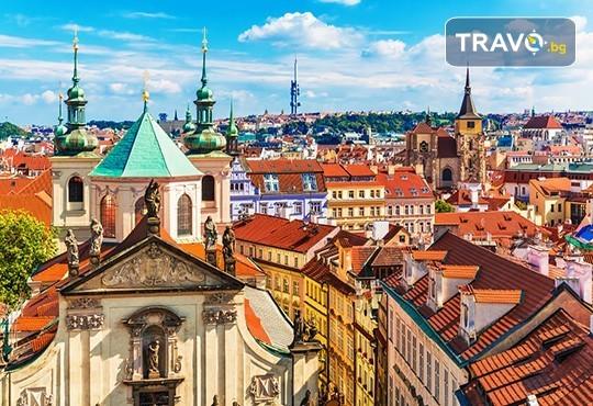 Септемврийски празници в Прага, Братислава и Гьор! 3 нощувки със закуски, транспорт, водач и посещение на Панонхалма и хълма Свети Мартин! - Снимка 3