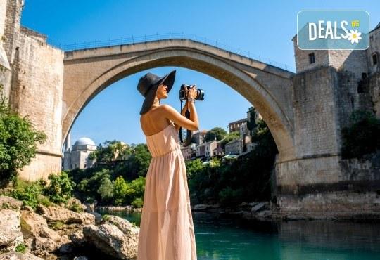 Септемврийски празници в Будва, Мостар, Сараево и Дубровник: 4 нощувки, закуски, транспорт