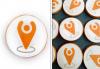 За фирми! Бисквити със снимка, лого или друг дизайн за корпоративни празници от Muffin House! - thumb 1
