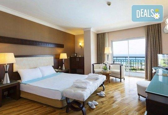 Късно лято в Алания, Турция, с BELPREGO Travel! Mukarnas Resort And Spa Hotel 5*, 7 нощувки на база Ultra All Inclusive, възможност за организиран транспорт! - Снимка 3