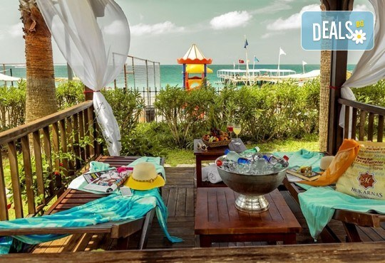 Късно лято в Алания, Турция, с BELPREGO Travel! Mukarnas Resort And Spa Hotel 5*, 7 нощувки на база Ultra All Inclusive, възможност за организиран транспорт! - Снимка 4