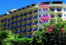 Късно лято в Алания, Турция, с BELPREGO Travel! Mukarnas Resort And Spa Hotel 5*, 7 нощувки на база Ultra All Inclusive, възможност за организиран транспорт! - Снимка