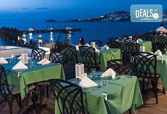Почивка в Le Bleu Hotel & Resort 5*, Кушадасъ, с Глобус Холидейс! 5 или 7 нощувки на база Ultra All Inclusive, възможност за транспорт! - Снимка 9