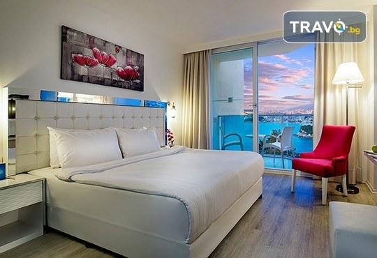 Почивка в Le Bleu Hotel & Resort 5*, Кушадасъ, с Глобус Холидейс! 5 или 7 нощувки на база Ultra All Inclusive, възможност за транспорт! - Снимка 5
