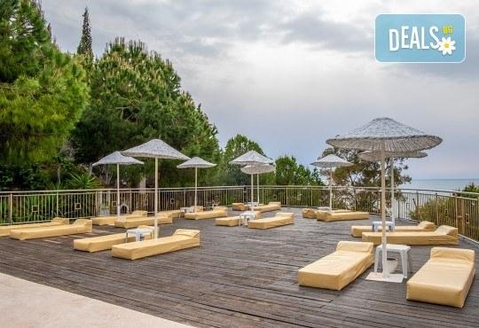 Почивка в Кушадасъ през септември или октомври! 7 нощувки на база Ultra All Inclusive в Ladonia Hotels Adakule 5*, възможност за транспорт - Снимка 10