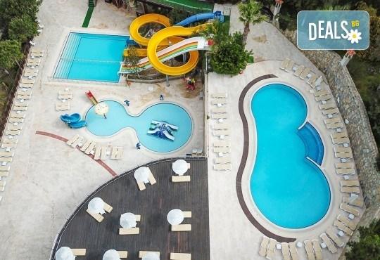 Почивка в Кушадасъ през септември или октомври! 7 нощувки на база Ultra All Inclusive в Ladonia Hotels Adakule 5*, възможност за транспорт - Снимка 12
