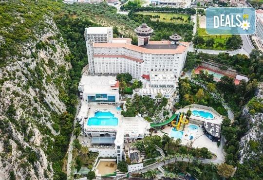 Почивка в Кушадасъ през септември или октомври! 7 нощувки на база Ultra All Inclusive в Ladonia Hotels Adakule 5*, възможност за транспорт - Снимка 3