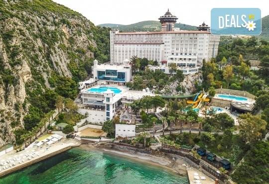 Почивка в Кушадасъ през септември или октомври! 7 нощувки на база Ultra All Inclusive в Ladonia Hotels Adakule 5*, възможност за транспорт - Снимка 1