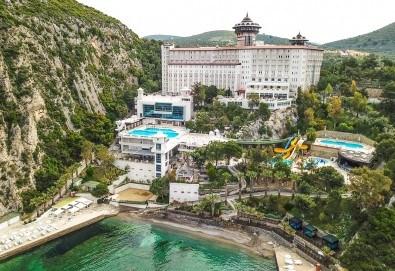 Почивка в Кушадасъ през септември или октомври! 7 нощувки на база Ultra All Inclusive в Ladonia Hotels Adakule 5*, възможност за транспорт - Снимка