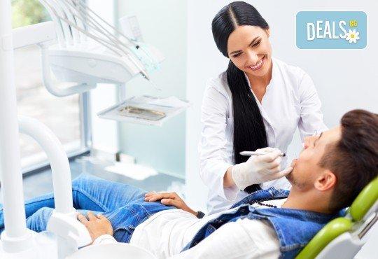 Изработване на мека силиконова протеза VertexThermoSens, според индивидуалните нужди на клиента, в Дентална клиника Персенк! - Снимка 2