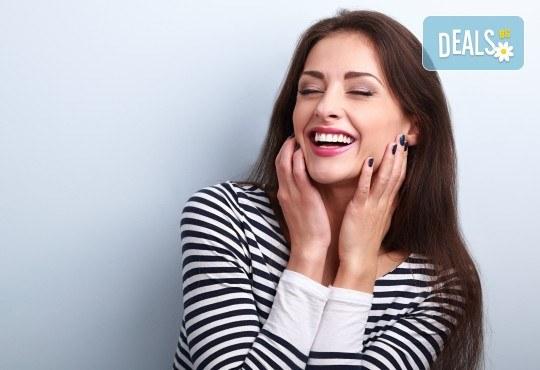Профилактика и лечение на пародонтит и почистване на зъбен камък в Дентална клиника Персенк - Снимка 1