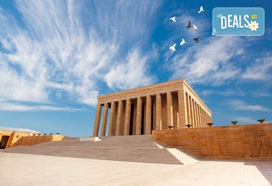 Златнa есен в Кападокия! 5 нощувки, 5 закуски и 4 вечери, транспорт, програма в Анкара, Коня, Истанбул и Одрин - Снимка 8