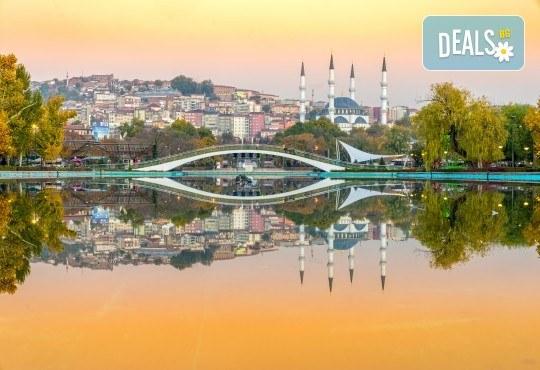 Златнa есен в Кападокия! 5 нощувки, 5 закуски и 4 вечери, транспорт, програма в Анкара, Коня, Истанбул и Одрин - Снимка 7