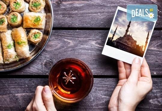 Екскурзия до Истанбул: 3 нощувки, закуски, транспорт, посещение на мол Forum