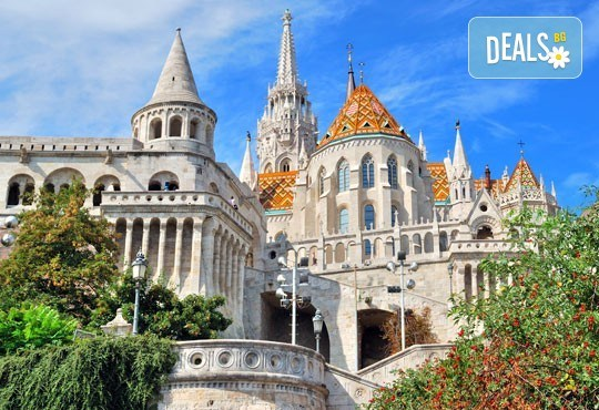 Самолетна екскурзия до Будапеща, дата по избор: 3 нощувки и закуски, билет и трансфери