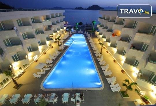 Изпратете лятото с почивка в луксозния Dragut Point South Hotel 4* в Тургутрейс! 5 или 7 нощувки на база All Inclusive, безплатно за дете до 12г. - Снимка 2