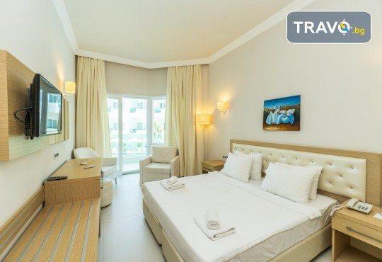 Изпратете лятото с почивка в луксозния Dragut Point South Hotel 4* в Тургутрейс! 5 или 7 нощувки на база All Inclusive, безплатно за дете до 12г. - Снимка 3