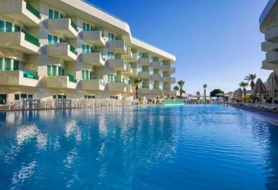 Изпратете лятото с почивка в луксозния Dragut Point South Hotel 4* в Тургутрейс! 5 или 7 нощувки на база All Inclusive, безплатно за дете до 12г. - Снимка