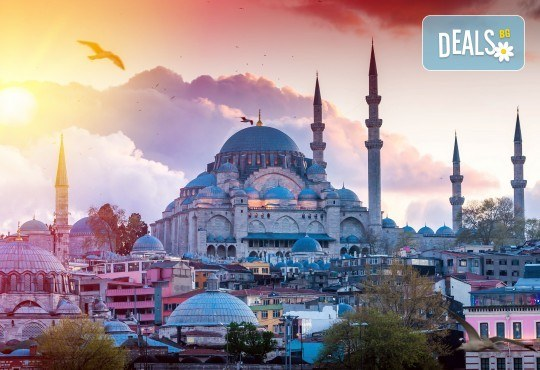 Лятна екскурзия до Истанбул и Одрин: 2 нощувки със закуски, транспорт
