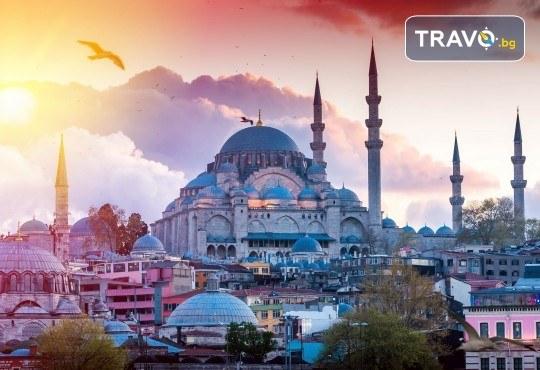 Екскурзия през юли или август до Истанбул! 2 нощувки със закуски, транспорт и посещение на Одрин - Снимка 1