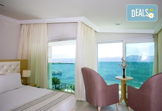 Късно лято в Dragut Point North Hotel 3*, Тургутрейс! 5 или 7 нощувки на база All Inclusive, възможност за транспорт - Снимка 4