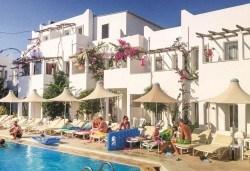 Почивка през октомври в Serhan Hotel 3*, Бодрум, Турция! 5 или 7 нощувки на база All Inclusive, безплатно за дете до 6г. - Снимка