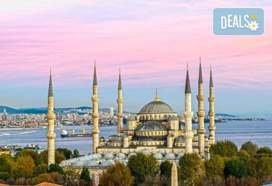 Септемврийски празници в Истанбул! 2 нощувки със закуски, транспорт, посещение на Одрин - Снимка 1