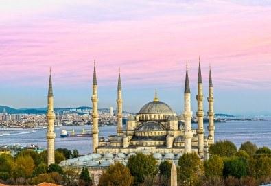Септемврийски празници в Истанбул! 2 нощувки със закуски, транспорт, посещение на Одрин - Снимка