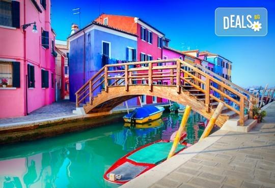 Екскурзия през септември или октомври до Венеция, с възможност за посещение на Милано! 3 нощувки със закуски, транспорт и водач - Снимка 2