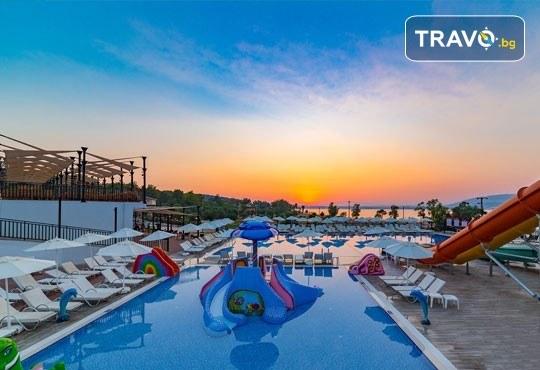 Късно лято в Дидим, Турция! Почивка в Ramada Resort Hotel Akbuk 4+*, 5 или 7 нощувки All Inclusive, безплатно за дете до 13 г. и възможност за транспорт! - Снимка 12