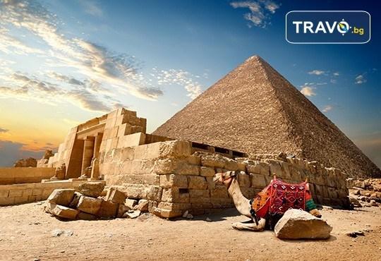 Екскурзия до Египет през есента! 3 нощувки на база FB на круизен кораб 5* от Луксор до Асуан, 4 нощувки на база All Inclusive в хотел 5* в Хургада, самолетен самолет с трансфери, водач и богата програма! - Снимка 1