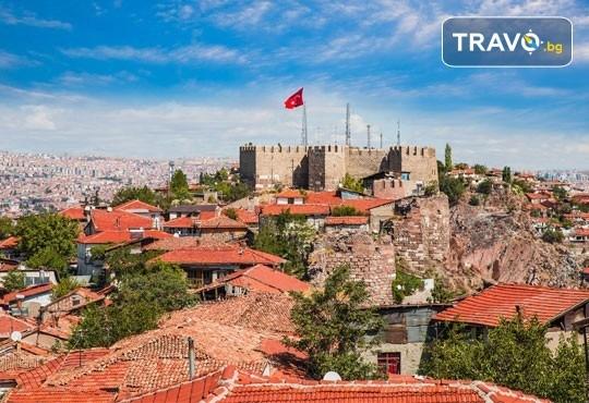 Екскурзия до Анкара, Кападокия и Истанбул през есента! 4 нощувки с 4 закуски и 3 вечери в хотели 3*, транспорт, екскурзовод, посещение на голямото езеро Тузгьол и Одрин! - Снимка 13