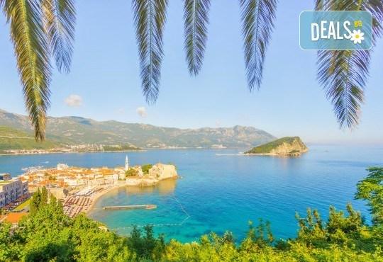 Екскурзия през август до Будва, с възможност да посетите Дубровник! 3 нощувки със закуски и вечери, транспорт и посещение на о. Св. Стефан - Снимка 4