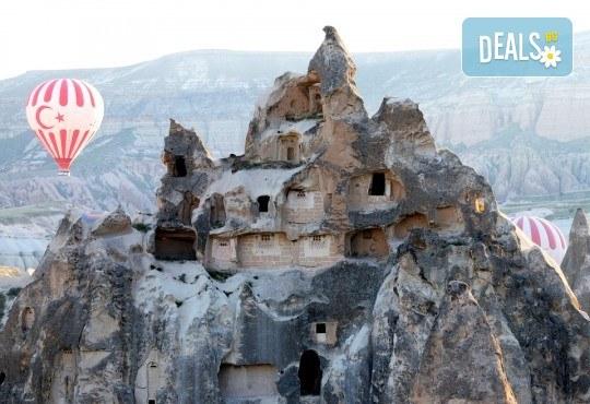 Екскурзия до магнетичната Кападокия през есента, с АБВ Травелс! 4 нощувки със закуски, транспорт, водач, посещение на Анкара и Бурса - Снимка 3