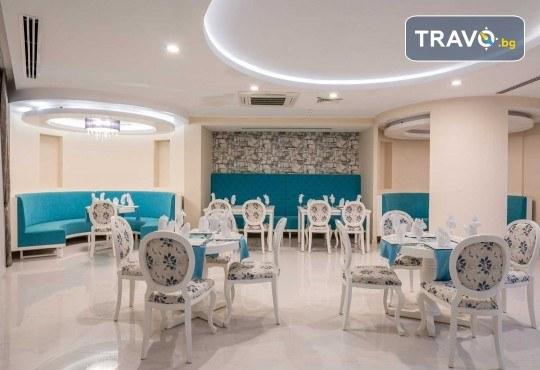 Почивка в Throne Beach Resort & SPA 5*, Сиде! 7 нощувки на база All Inclusive, ползване на басейни и СПА център, фитнес, шезлонг и чадър - Снимка 6