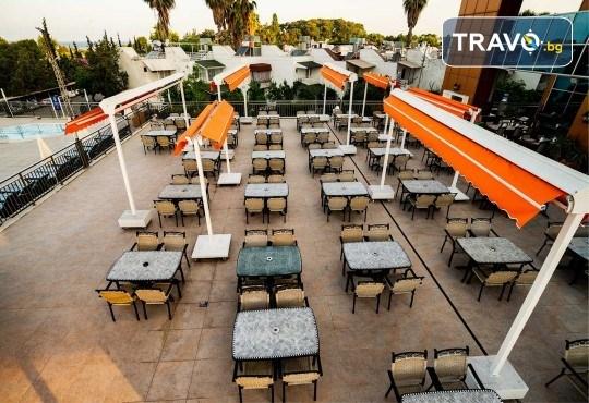 Почивка в Throne Beach Resort & SPA 5*, Сиде! 7 нощувки на база All Inclusive, ползване на басейни и СПА център, фитнес, шезлонг и чадър - Снимка 12