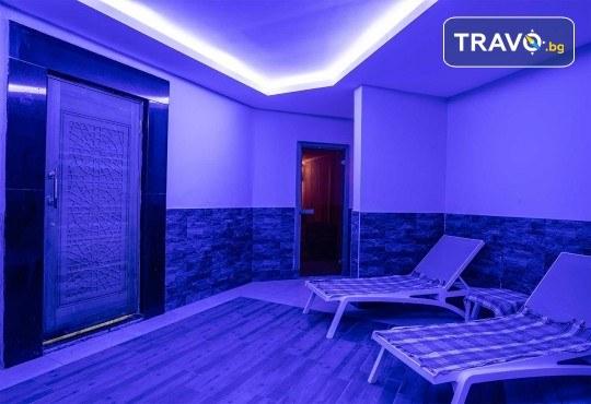 Почивка в Throne Beach Resort & SPA 5*, Сиде! 7 нощувки на база All Inclusive, ползване на басейни и СПА център, фитнес, шезлонг и чадър - Снимка 11