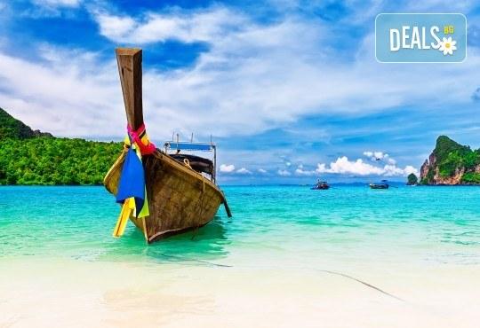 Ранни записвания за екзотична почивка в Тайланд през 2020г.! 7 нощувки със закуски в хотел 4* на о. Пукет, самолетен билет, летищни такси и трансфери - Снимка 1