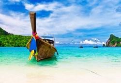 Ранни записвания за екзотична почивка в Тайланд през 2020г.! 7 нощувки със закуски в хотел 4* на о. Пукет, самолетен билет, летищни такси и трансфери - Снимка