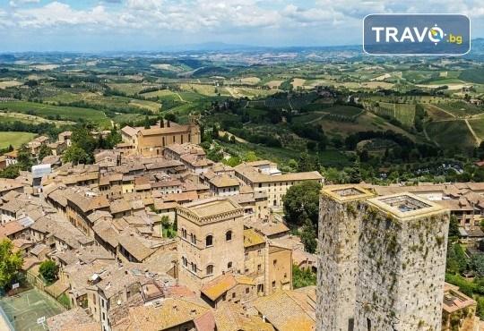 За 6 септември в Тоскана с АБВ Травелс! 4 нощувки и закуски, транспорт, посещение на Флоренция, Пиза, Болоня, Сиена и Загреб! - Снимка 13