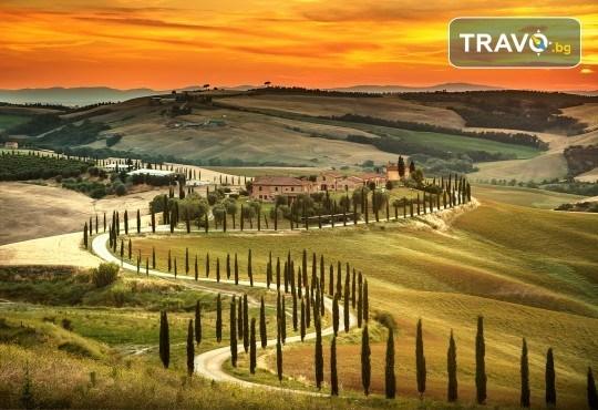 За 6 септември в Тоскана с АБВ Травелс! 4 нощувки и закуски, транспорт, посещение на Флоренция, Пиза, Болоня, Сиена и Загреб! - Снимка 1